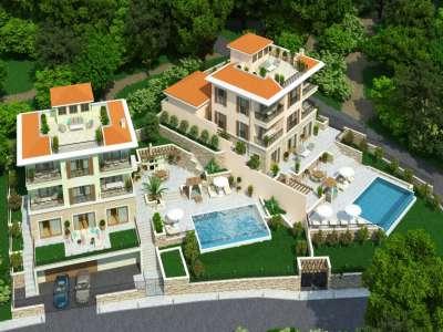 5 bedroom villa for sale, Blizikuce, Budva, Coastal Montenegro