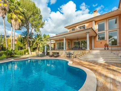 6 bedroom villa for sale, Son Vida, Palma Area, Mallorca
