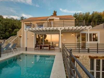 2 bedroom house for sale, Kastanida, Paxos, Corfu, Ionian Islands
