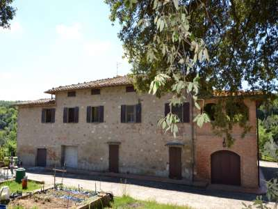 4 bedroom farmhouse for sale, Montaione, Florence, Chianti
