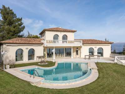 5 bedroom villa for sale, Tanneron, Var, French Riviera