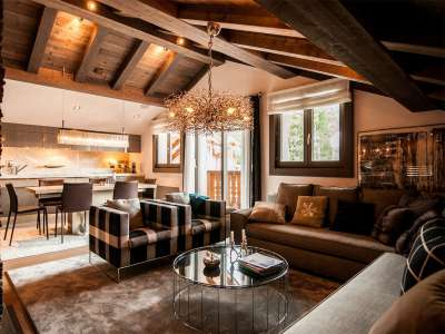 3 bedroom penthouse for sale, 1850, Courchevel, Savoie, Three Valleys Ski