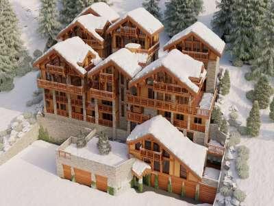 5 bedroom apartment for sale, Saint Martin de Belleville, Savoie, Three Valleys Ski