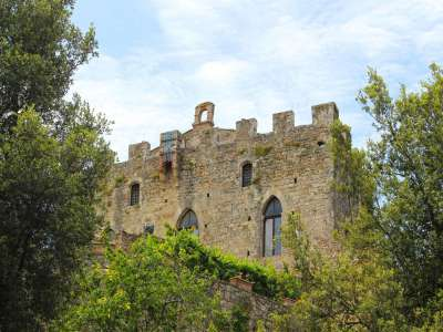 6 bedroom castle for sale, Siena, Chianti