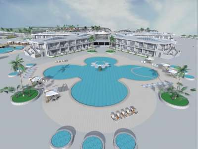 290 bedroom hotel for sale, Marina di Ragusa, Ragusa, Sicily