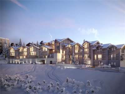 2 bedroom penthouse for sale, 1850, Courchevel, Savoie, Three Valleys Ski