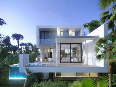 5 bedroom villa for sale, El Campanario Golf, El Paraiso, Malaga Costa del Sol, Andalucia