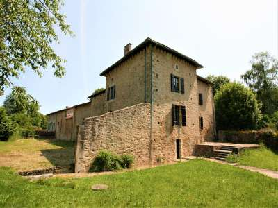 8 bedroom French chateau for sale, Le Lindois, Charente, Poitou-Charentes