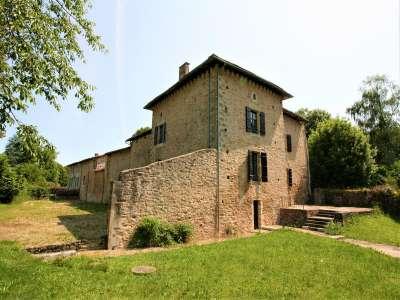 8 bedroom French chateau for sale, Lelindois, Charente, Poitou-Charentes