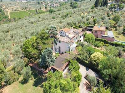 5 bedroom villa for sale, Florence, Chianti Wine Region