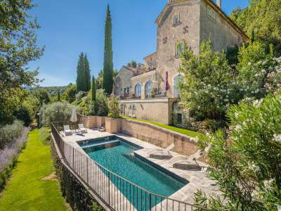9 bedroom farmhouse for sale, Menerbes, Vaucluse, Luberon