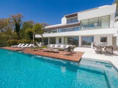 6 bedroom villa for sale, La Quinta Golf, Benahavis, Malaga Costa del Sol, Andalucia