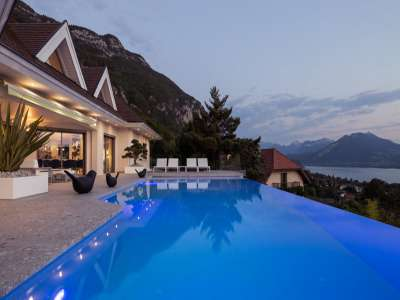 5 bedroom villa for sale, Veyrier du Lac, Haute-Savoie, Lake Annecy