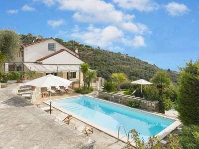 6 bedroom villa for sale, Imperia, Liguria