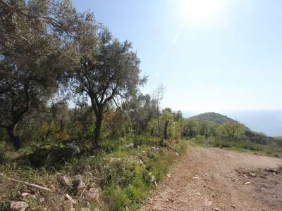 Plot of land for sale, Budva, Coastal Montenegro