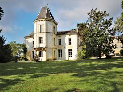 12 bedroom French chateau for sale, Montcaret, Dordogne, Aquitaine
