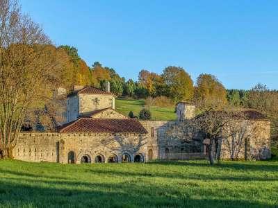 6 bedroom manor house for sale, Courgeac, Aubeterre sur Dronne, Charente, Poitou-Charentes