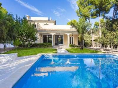 3 bedroom villa for sale, Sol de Mallorca, South Western Mallorca, Mallorca