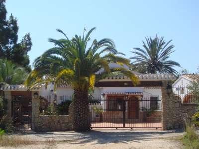 6 bedroom villa for sale, Javea, Alicante Costa Blanca, Valencia