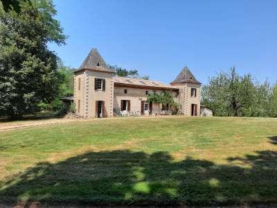 6 bedroom house for sale, Labretonie, Lot-et-Garonne, Aquitaine