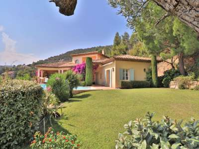 4 bedroom villa for sale, Beauvallon Golf, Grimaud, French Riviera