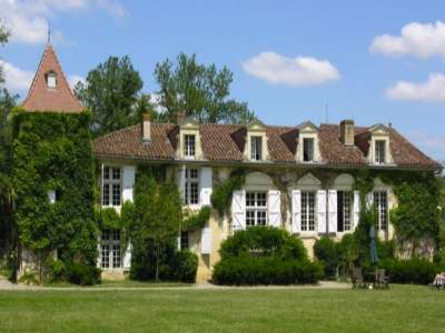 10 bedroom French chateau for sale, Gers, Gers, Gascony