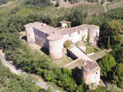 8 bedroom French chateau for sale, Occitanie, Tarn et Garonne, Tarn-et-Garonne, Midi-Pyrenees