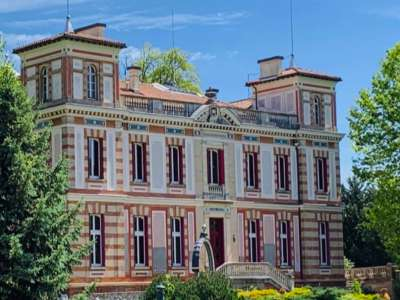 10 bedroom French chateau for sale, Occitanie, Toulouse, Haute-Garonne, Midi-Pyrenees
