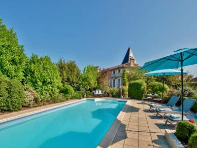 9 bedroom French chateau for sale, Saint Emilion, Gironde, Aquitaine