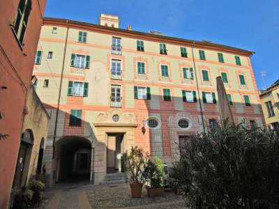 2 bedroom penthouse for sale, Albenga, Savona, Liguria