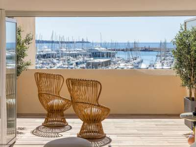 3 bedroom penthouse for sale, La Croisette, Cannes, French Riviera
