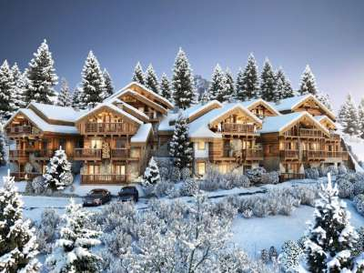4 bedroom ski chalet for sale, Meribel, Savoie, Three Valleys Ski