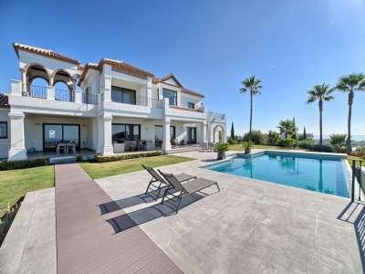 5 bedroom villa for sale, Benahavis, Malaga Costa del Sol, Andalucia