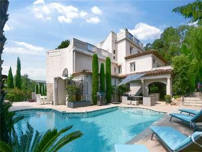 5 bedroom villa for sale, Croix des Gardes, Cannes, French Riviera