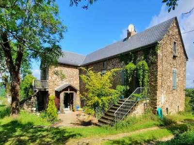 4 bedroom house for sale, La Salvetat Peyrales, Aveyron, Midi-Pyrenees