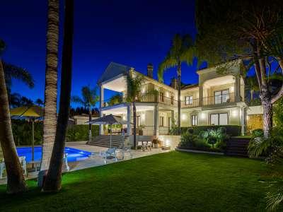 4 bedroom villa for sale, Sierra Blanca, Marbella, Malaga Costa del Sol, Marbella Golden Mile