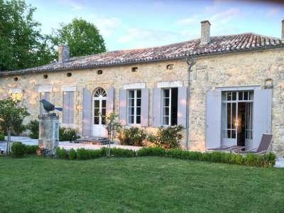 8 bedroom farmhouse for sale, Villefranche de Lonchat, Dordogne, Aquitaine