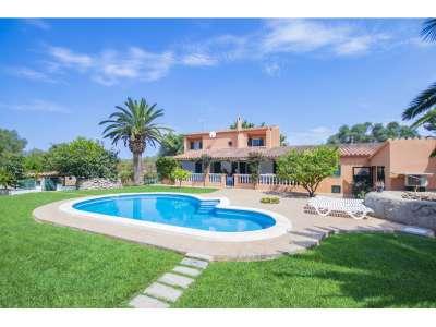 5 bedroom villa for sale, Sant Lluis, South Eastern Menorca, Menorca
