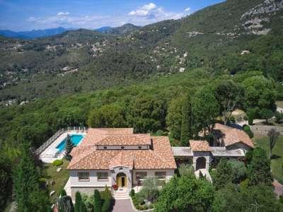 7 bedroom villa for sale, La Turbie, Eze Cap d