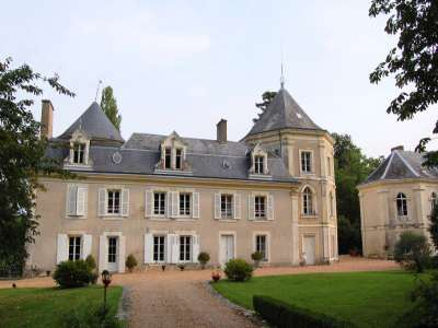 11 bedroom French chateau for sale, Tours, Indre-et-Loire, Loire Valley