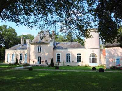 6 bedroom French chateau for sale, Loches, Indre-et-Loire, Loire Valley