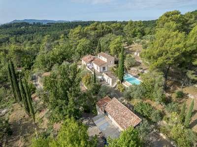 4 bedroom house for sale, Seillans, Var, Cote d