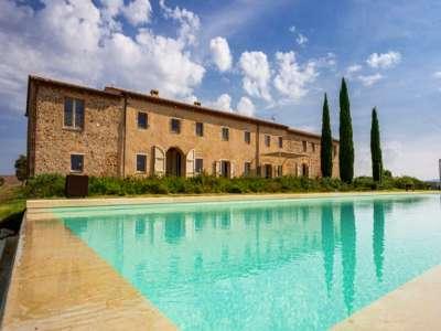 5 bedroom farmhouse for sale, Volterra, Pisa, Tuscany