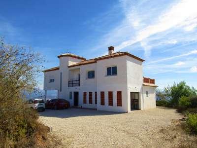 4 bedroom villa for sale, Colmenar, Malaga Costa del Sol, Andalucia
