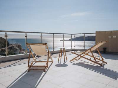3 bedroom penthouse for sale, Rafajilovici, Budva, Coastal Montenegro