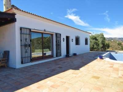 4 bedroom villa for sale, Comares, Malaga Costa del Sol, Andalucia