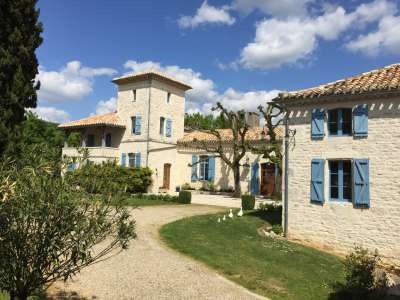 7 bedroom French chateau for sale, Montcuq, Lot, Midi-Pyrenees