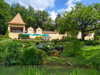 9 bedroom French chateau for sale, Duravel, Lot, Midi-Pyrenees