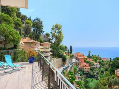 4 bedroom penthouse for sale, Roquebrune Cap Martin, French Riviera