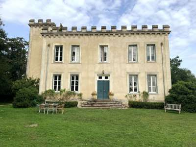 9 bedroom French chateau for sale, Lessac, Charente, Poitou-Charentes